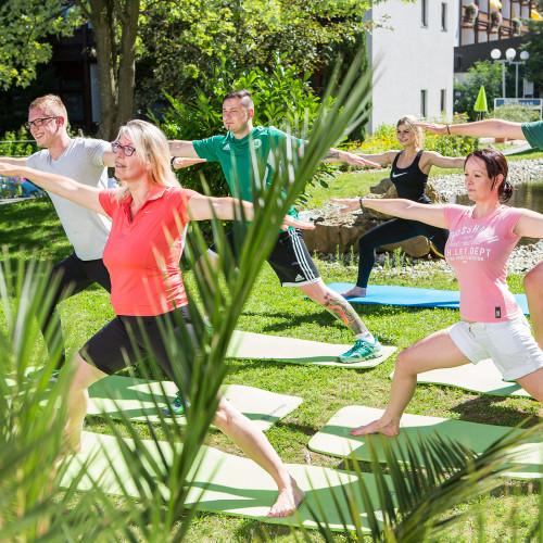 Aktivprogramm Pilates