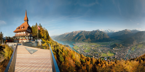Ferienregion Interlaken