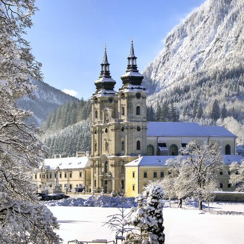 Stiftskirche Spital am Pyhrn
