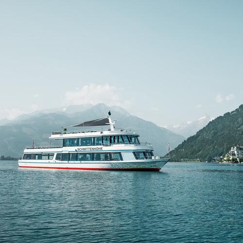 Schifffahrt Zell am See