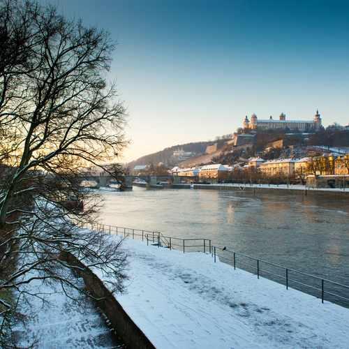 Winter in Wuerzburg