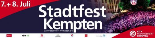 Stadtfest Kempten 2017