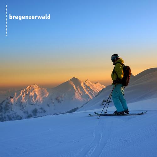 Skigebiet Damüls-Mellau