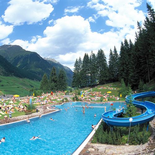 Waldbad Ischgl