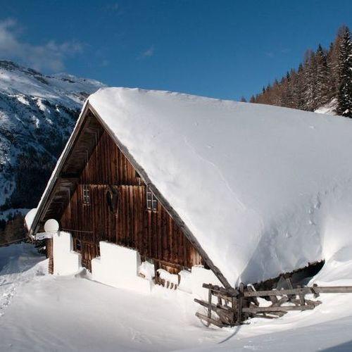 Obernbergtal Winter