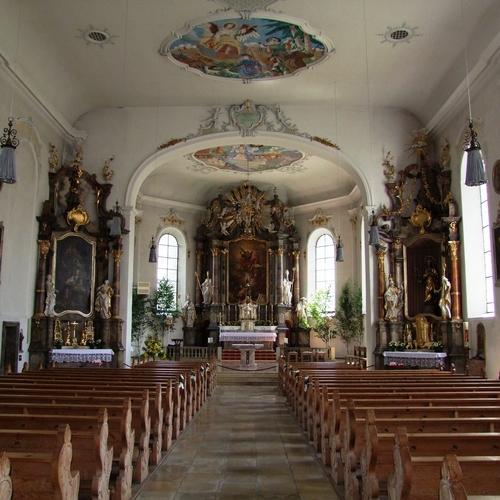 Sonthofener Pfarrkirche St. Michael