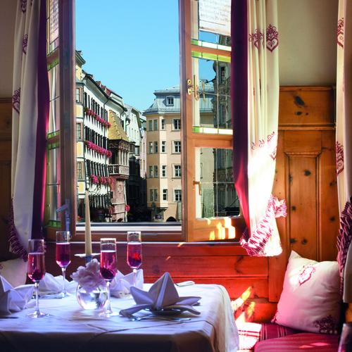 Essen gehen in Innsbruck