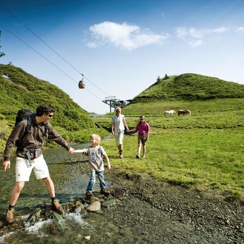 Kitzsteinhorn Wandern Sommer