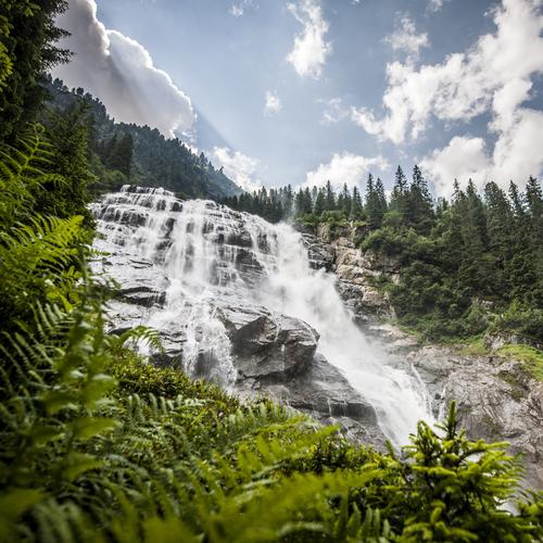 Grawa Wasserfälle