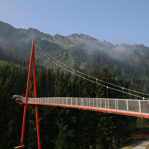Golde Gate Bridge der Alpen