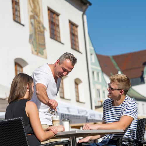 Rathausplatz-Café
