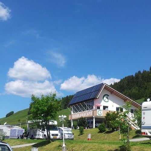 Camping - Panoramacamp - Alpenwelt
