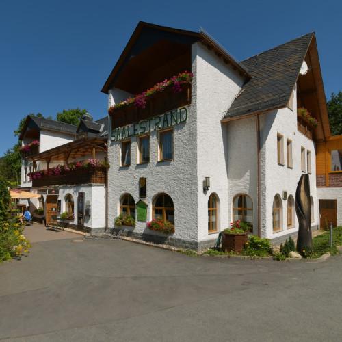 Hotel Restaurant Saalestrand Guestfriend