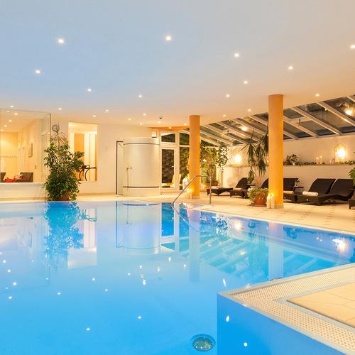 Hotel Hochland Schwimmbad