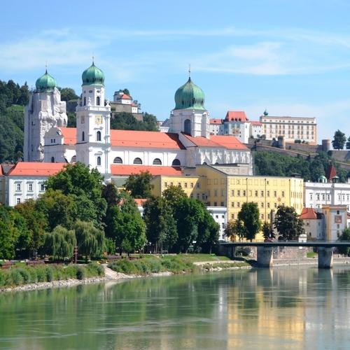 Stephansdom. Passau