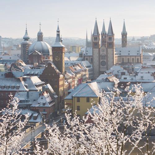 Winterzauber Würzburg