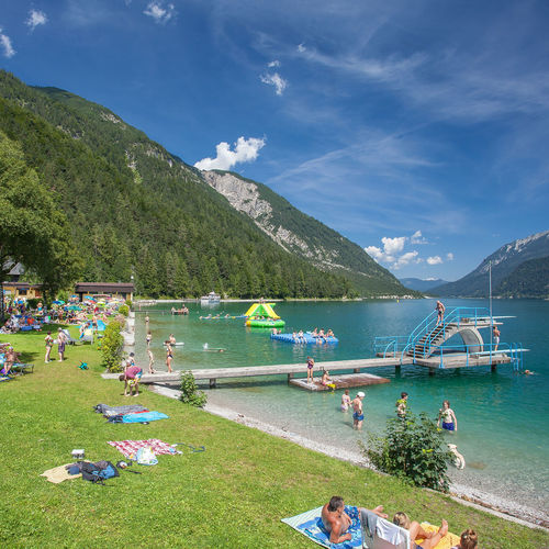 Wassersport am Achensee