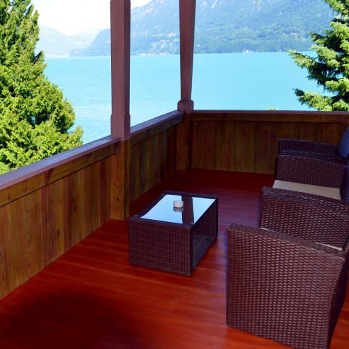 Superior Doppelzimmer Seeseite mit Balkon