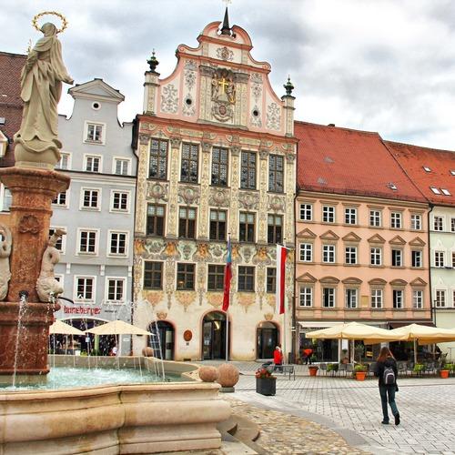 Historisches Rathaus Landsberg