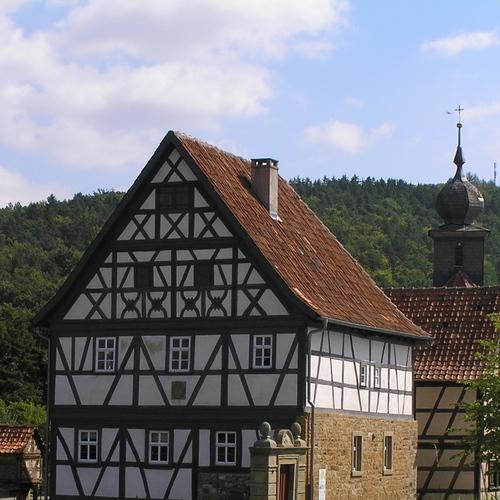 Fränkisches Freilichtmuseum Fladungen