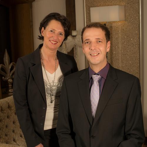 Geschäftsleitung Renate Bange-Hennemann und Thomas Köhn
