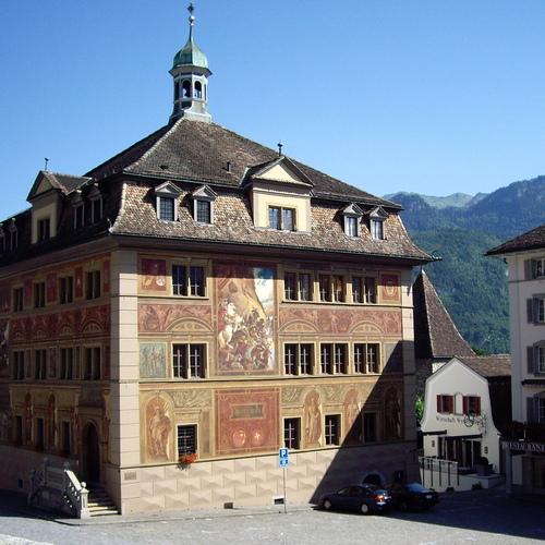 Rathaus Schwyz