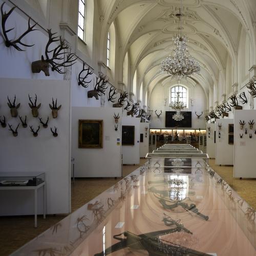 Jagd-_und_Fischereimuseum_in_München by High Contrast CC BY 3.0 via Wikimedia Commons.JPG
