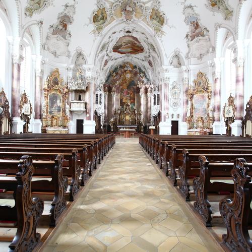 Pfarrkirche St. Andreas Nesselwang