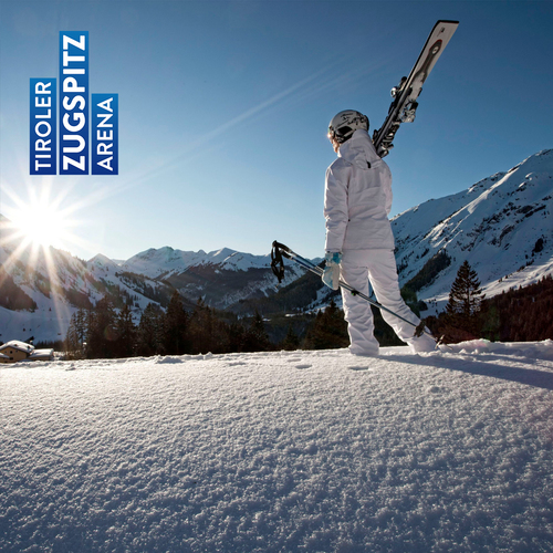 Skigebiet Tiroler Zugspitz Arena