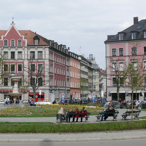 Gärtnerplatzviertel by Andreas Praefcke CC BY 3.0 via wiki commons.jpg