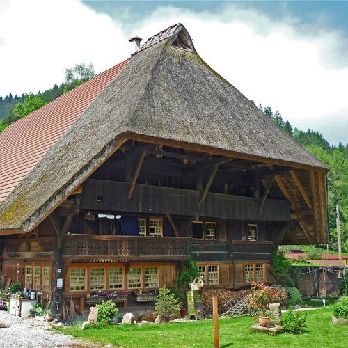 Gutacher Schwarzwaldhaus
