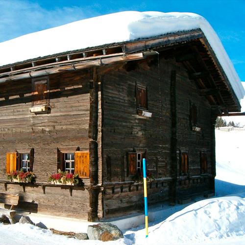 Heimatmuseum Eggahuus im Winter