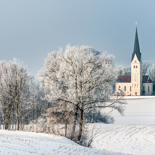 Winterwandern im Erdinger Land