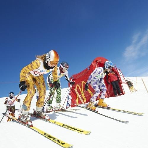Skisport ParsennDerby Traditionsanlass