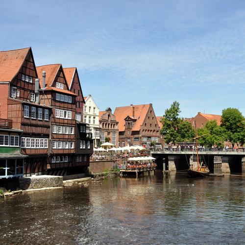 Historische Altstadt von Lüneburg