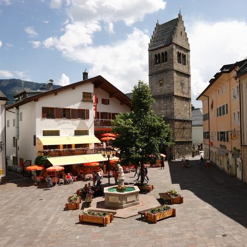 Altstadt Zell am See
