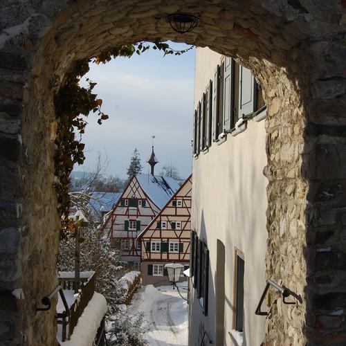 Ehemaliges Franziskanerinnen-Kloster