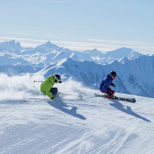 Skigebiet Flims Laax Falera