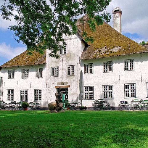 Historisches Bauernhaus Roter Haubarg