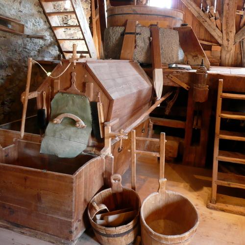 Mühle Ftan