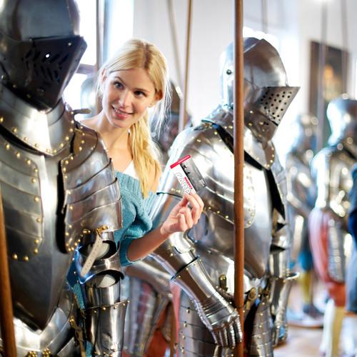 Schloss Amras Rüstungskammer