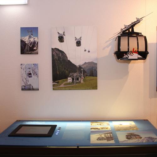 Seilbahnmuseum Ischgl
