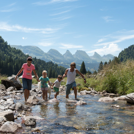 Familienerlebnis Aelpli Toggenburg