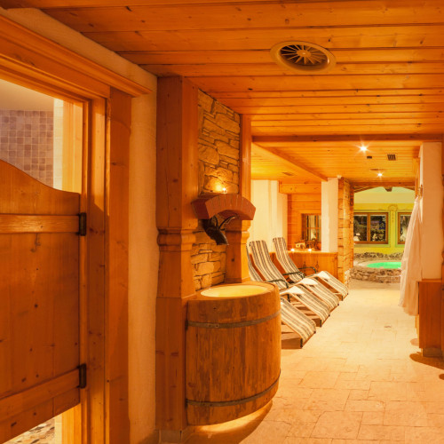 Almsauna Hotel Pinzger 1:1