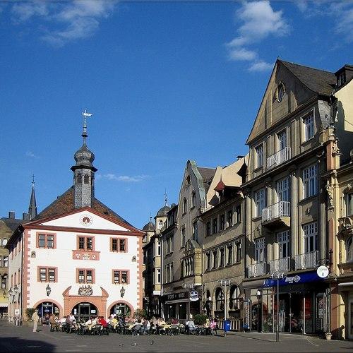 Marktplatz Bad Kissingen