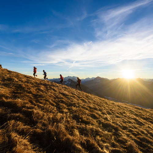 Traildays im Tannheimer Tal