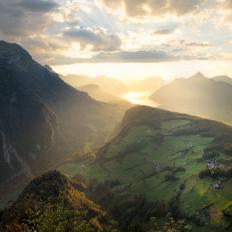 Schwyz Panorama
