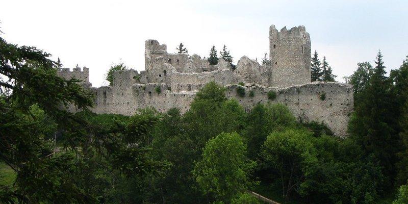 Burgruine Hohenfreyberg