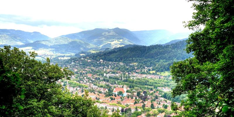 Freiburg im Breisgau Sommer