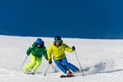 Skifahren in Adelboden 3